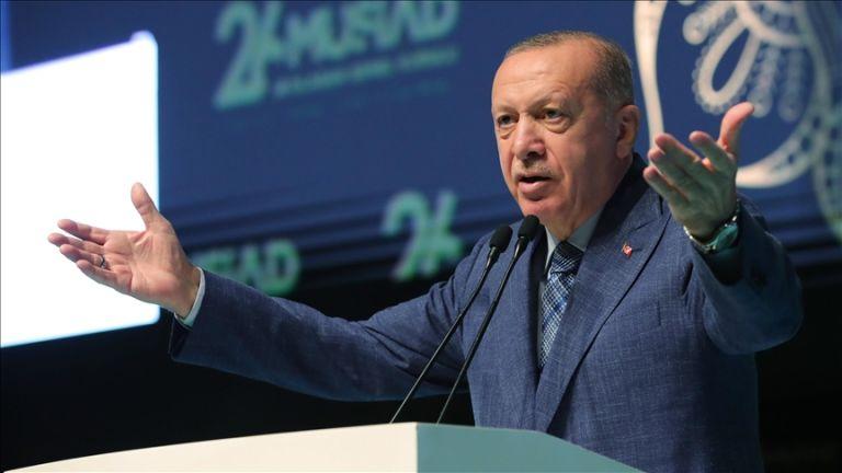 Photo of أردوغان: تركيا باتت صاحبة كلمة في كل قضايا المنطقة