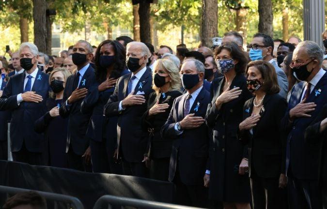Photo of الولايات المتحدة تكرم ضحايا 11 سبتمبر في الذكرى العشرين للهجمات