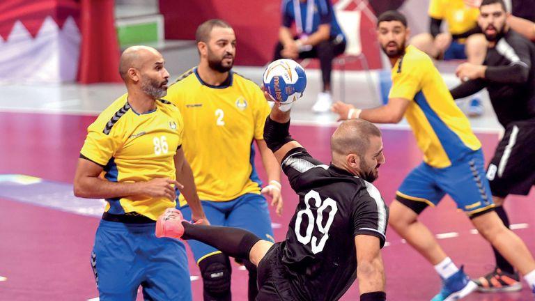 Photo of 3 انتصارات في افتتاح دوري اليد