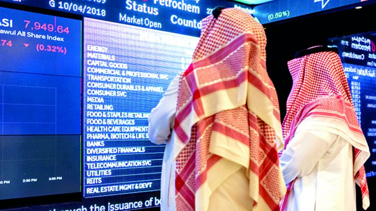 Photo of أسهم الكيماويات تدعم المؤشر السعودي