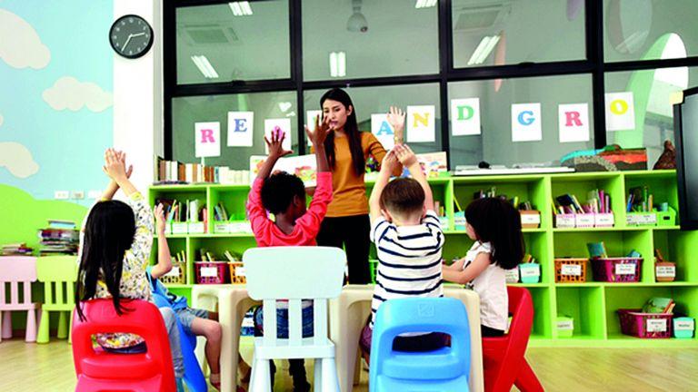 Photo of جلسة حول تطوير مكتبات الأطفال