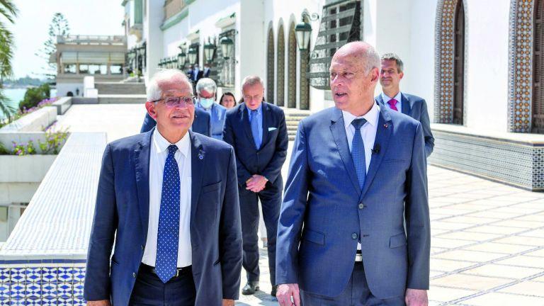 Photo of إمكانية تعديل الدستور التونسي