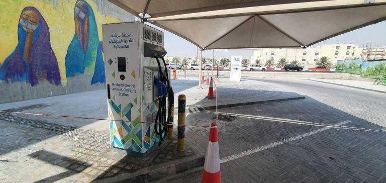 Photo of كهرماء: تركيب وتشغيل محطتي شحن للمركبات الكهربائية بمتحف مطافئ قطر ومكتبة قطر الوطنية