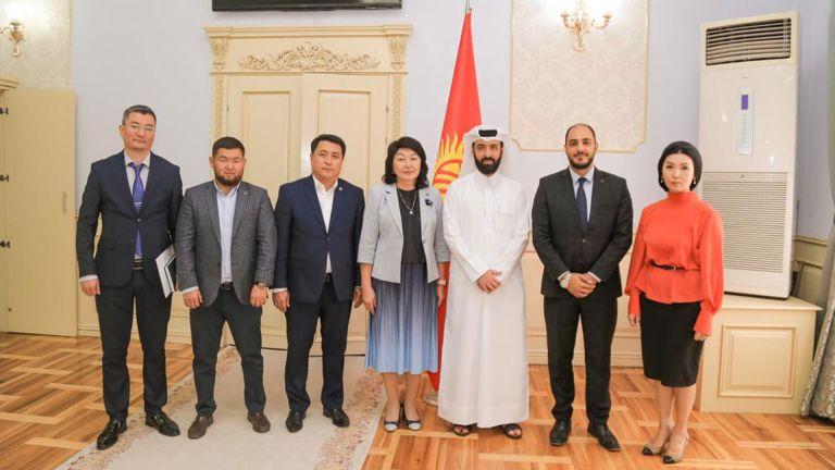 Photo of الحكومة القرغيزية تشيد بمشاريع قطر الخيرية