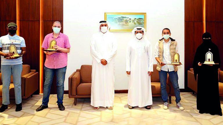 Photo of تكريم الفائزين بجوائز كُتّاب المستقبل