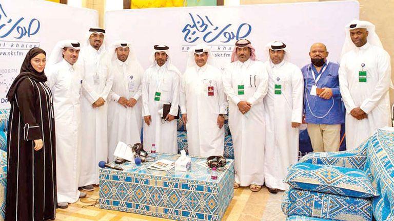 Photo of «صوت الخليج» تطلق استراتيجية لدعم المواهب الإعلامية