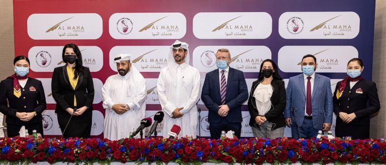 Photo of توقيع عقد رعاية بين اتحاد البليارد والسنوكر والخطوط الجوية القطرية
