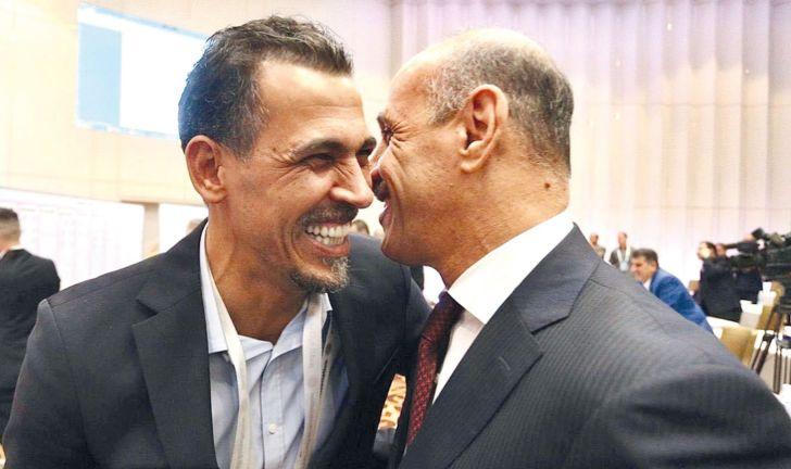 Photo of اتحاد الكرة يهنئ رئيس الاتحاد العراقي