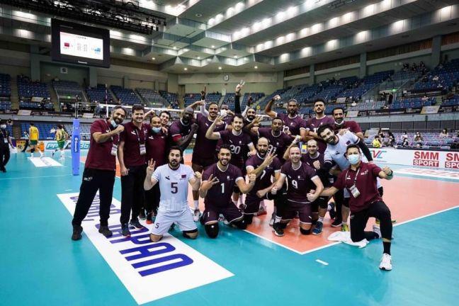 Photo of منتخبنا الوطني يفوز على أستراليا بالبطولة الآسيوية للكرة الطائرة