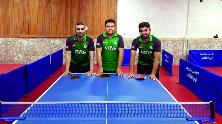 Photo of اتحاد الطاولة يجهز الأفغان لبطولة آسيا