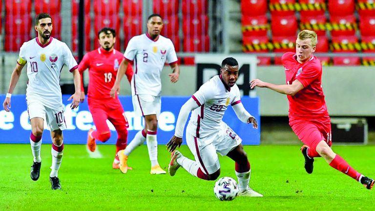Photo of العنابي يتراجع في تصنيف «FIFA»