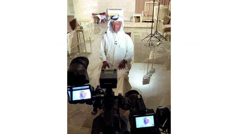 Photo of قناة الـFIFA تستضيف مبارك فرج