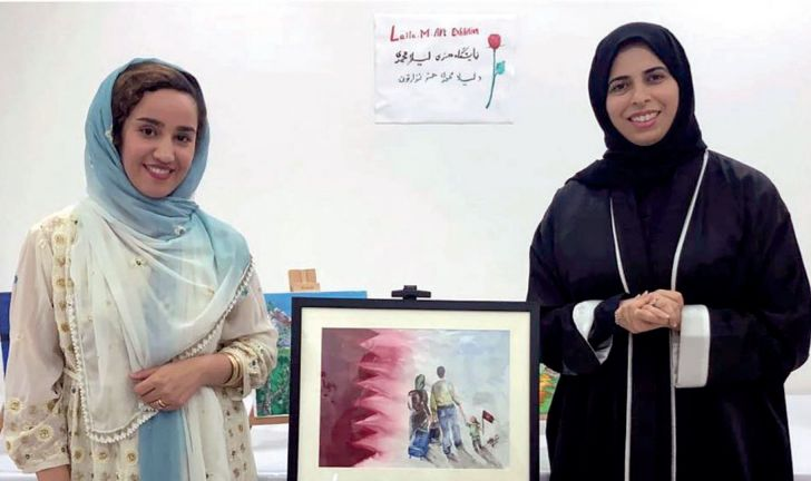 Photo of وجدنا رعاية في قطر لم نكن نتخيلها