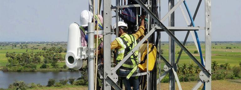 """Photo of مشروع """"تارا"""" يستخدم أشعة الليزر لتوصيل الإنترنت عبر التضاريس الوعرة"""