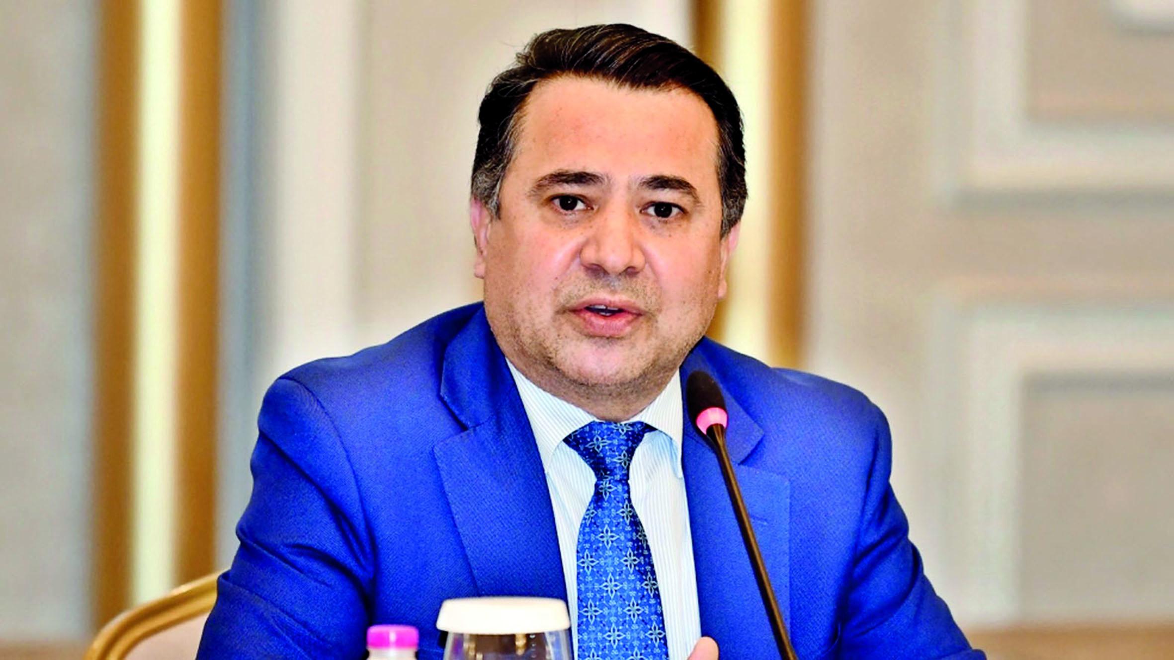 صاحب زاده سفير جمهورية طاجيكستان