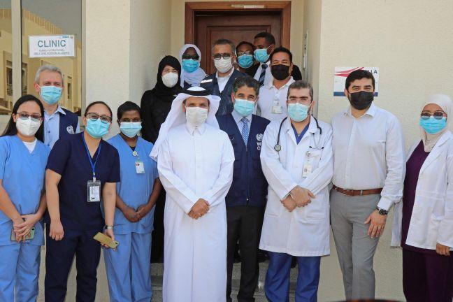 Photo of قطر سهلت وصول 59 طنًا من الأدوية والإمدادات الطبية إلى أفغانستان