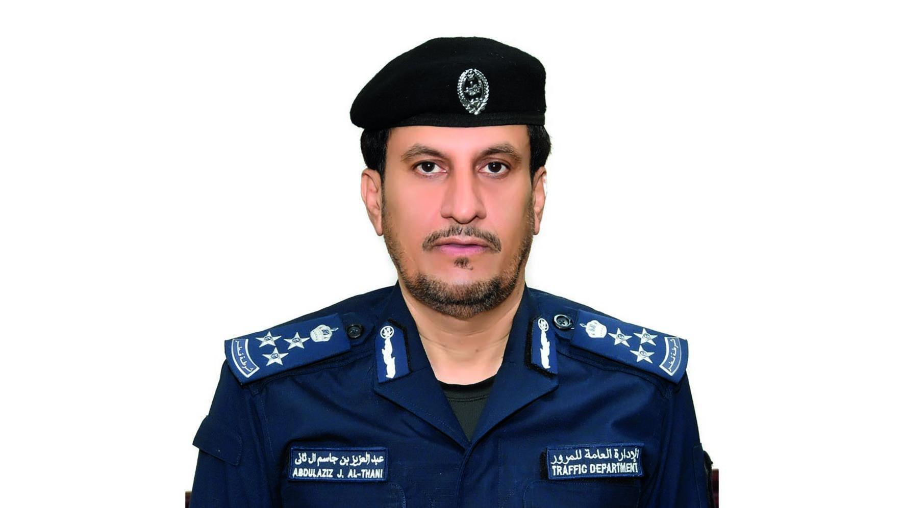 العميد عبدالعزيز بن جاسم آل ثاني