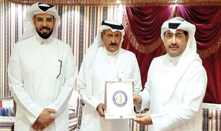 Photo of إدارة الخور تكرّم صالح المهندي