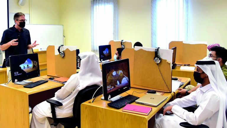 Photo of تطبيق المرحلة الثانية من العودة التدريجية للحرم الجامعي الأحد