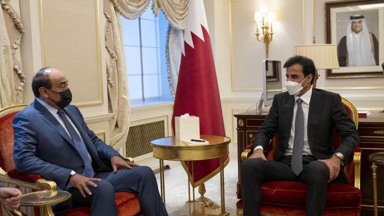Photo of صاحب السمو يستقبل رئيس مجلس الوزراء الكويتي