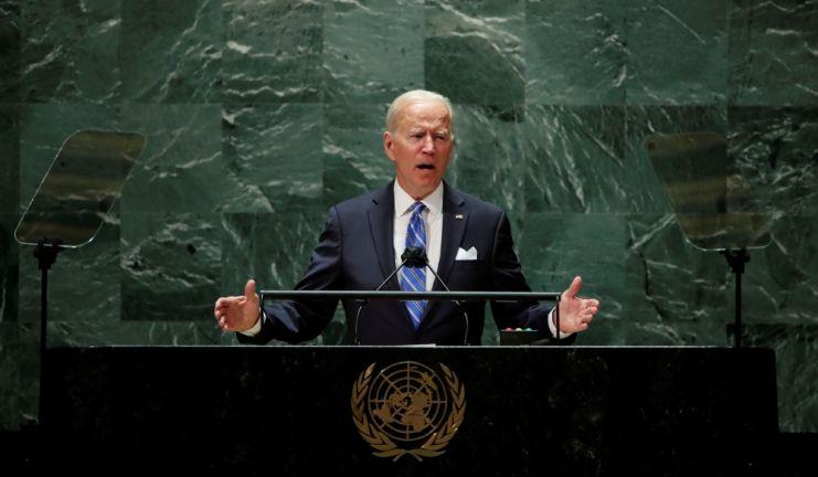 Photo of بايدن يحث العالم على التحرك لمكافحة تغير المناخ ويضاعف التعهدات الأمريكية