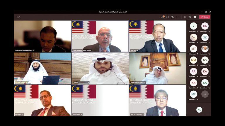 Photo of قطر وماليزيا تعززان العلاقات التجارية والاستثمارية