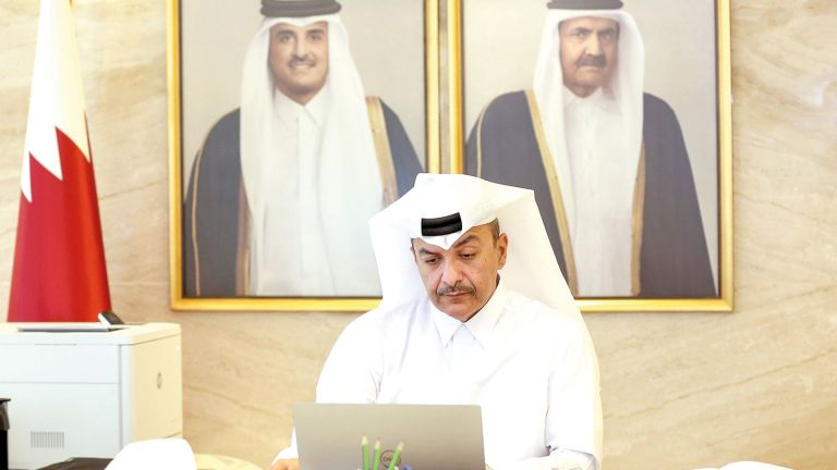 Photo of قطر تشارك في اجتماعَين خليجيَّين لوزراء العمل والشؤون الاجتماعيّة