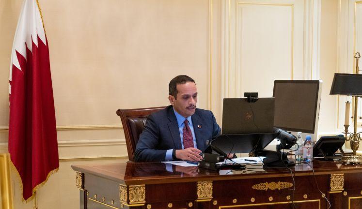 Photo of قطر تشارك في اجتماع مجموعة الـ20 حول أفغانستان على مستوى وزراء الخارجية