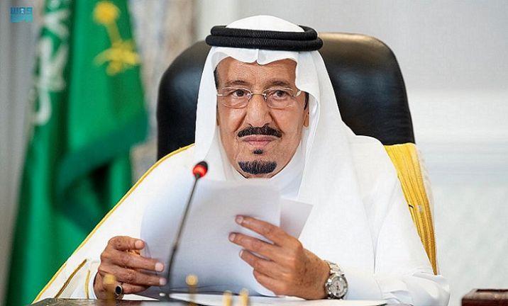 Photo of العاهل السعودي يؤكد أهمية إخلاء منطقة الشرق الأوسط من جميع أسلحة الدمار الشامل