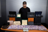 Photo of الداخلية: القبض على أحد الأشخاص آسيوي الجنسية بتهمة غسل الأموال