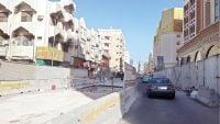 Photo of الخسائر تهدد محلات شارع الجزيرة في بن محمود