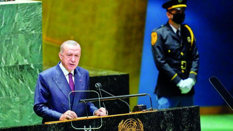Photo of أردوغان: العلاقات مع واشنطن ليست صحية
