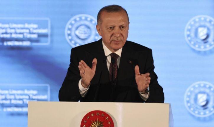 """Photo of أردوغان يعرب عن أمله في أن تسود """"الصداقة"""" علاقات أنقرة وواشنطن"""