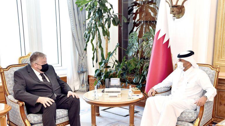 Photo of رئيس الوزراء يعزز العلاقات مع الاتحاد الأوروبي