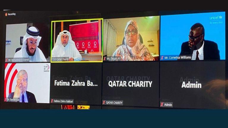 "Photo of فعالية جانبية لقطر الخيرية بالأمم المتحدة حول ""حماية الطفل في الأوضاع الإنسانية"""