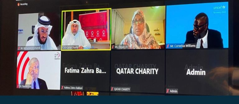 """Photo of قطر الخيرية تنظم ورشة نقاشية بالأمم المتحدة حول """"حماية الطفل في الأوضاع الإنسانية"""""""