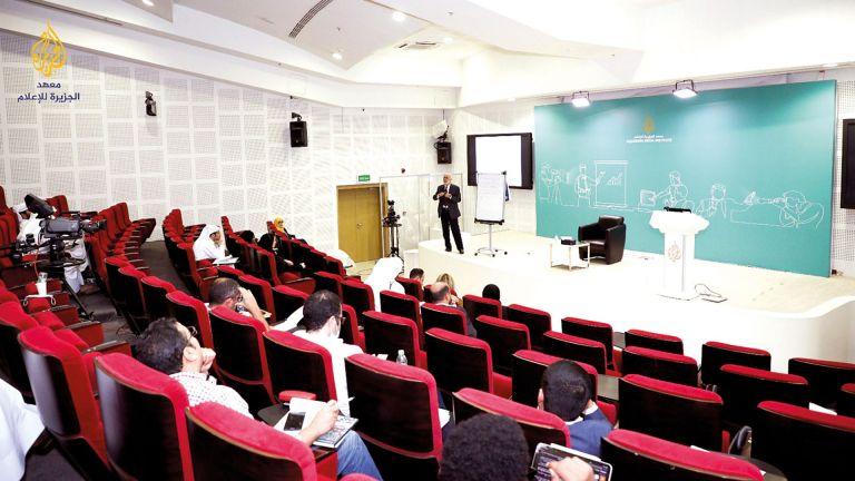 Photo of ختام دورة التغطية الصحفية للانتخابات