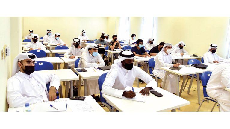 Photo of الجامعة تستقبل طلاب المرحلة الثانية للعودة التدريجيّة