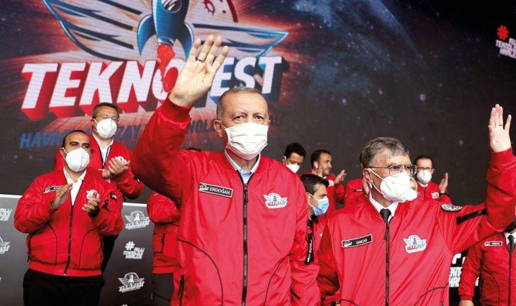 Photo of أردوغان: سنحوّل مهرجان الطيران والفضاء لماركة عالمية