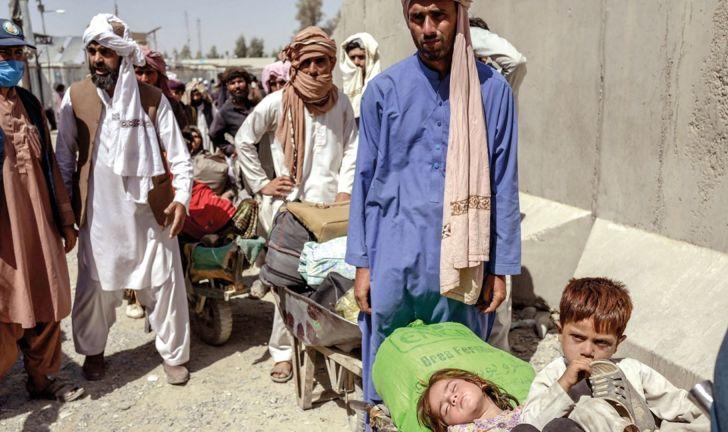 Photo of الأمم المتحدة تحذر من مجاعة «وشيكة» بأفغانستان