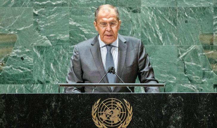 Photo of لافروف: الاعتراف الدولي بطالبان غير مطروح