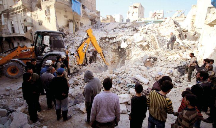 Photo of الأمم المتحدة: 350 ألف قتيل حصيلة الثورة السورية