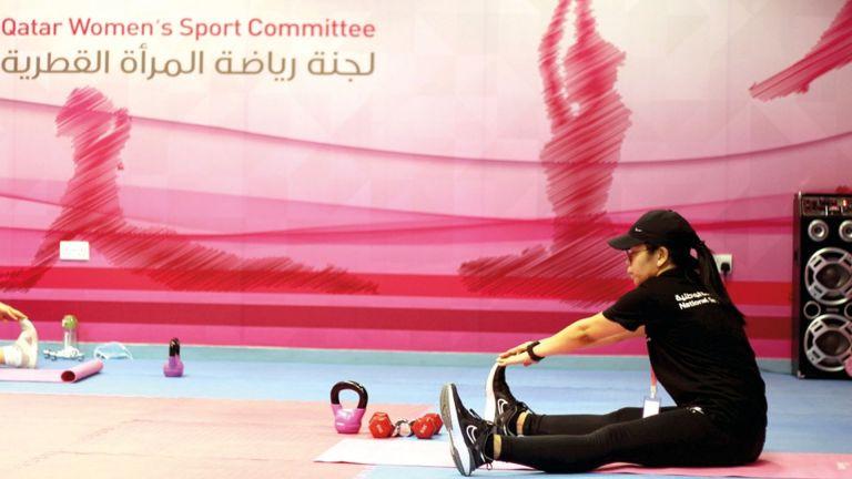 Photo of رياضة المرأة تطلق برنامج «لياقة وترفيه»