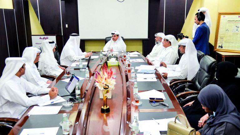 Photo of رئيس التحرير: الأمن الغذائي يتصدر أولويات قطر