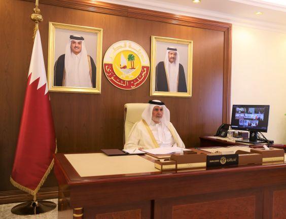 Photo of مجلس الشورى يشارك في الاجتماع الـ15 لرؤساء مجالس الشورى والنواب والوطني والأمة الخليجية