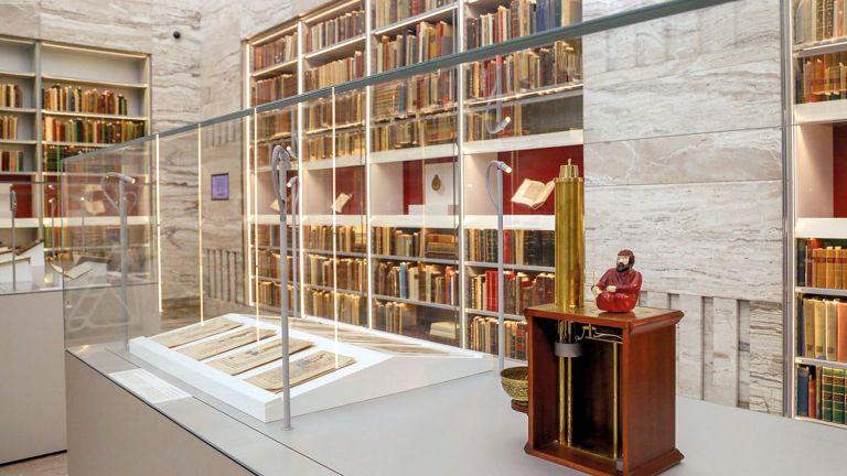 Photo of مكتبة قطر تعزّز البحث العلمي والثقافة الإسلامية