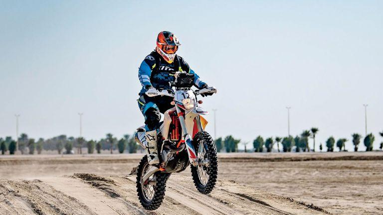 Photo of 48 مشاركا في باها الدراجات النارية