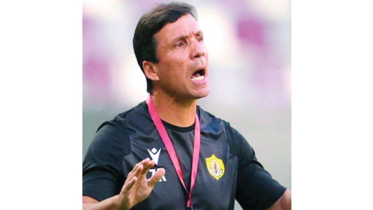 Photo of زي ريكاردو على باب مغادرة نادي قطر
