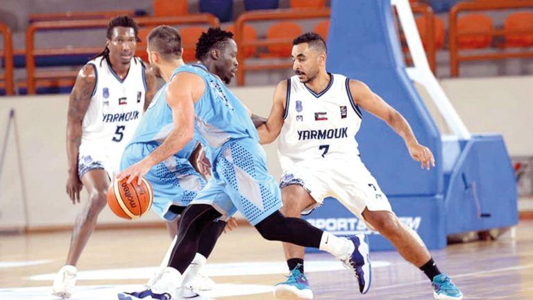 Photo of الوكرة يكتسح اليرموك الكويتي في السلة العربية