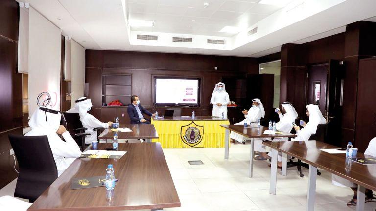 Photo of السياسة الوطنية للشباب بنادي قطر